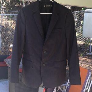 Men's blazer size 38. Dark blue/gray. Howe brand